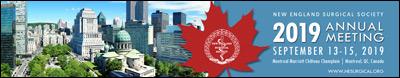 2019 Annual Meeting, September 13-15, 2019, Montréal Marriott Château Champlain, Montréal, QC, Canada